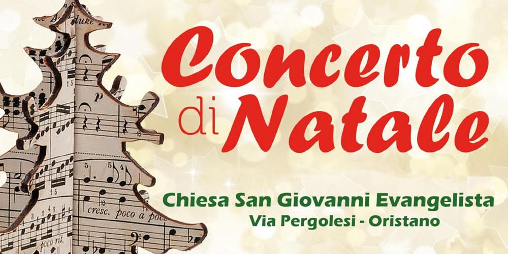 Concerto di Natale il 19 dicembre