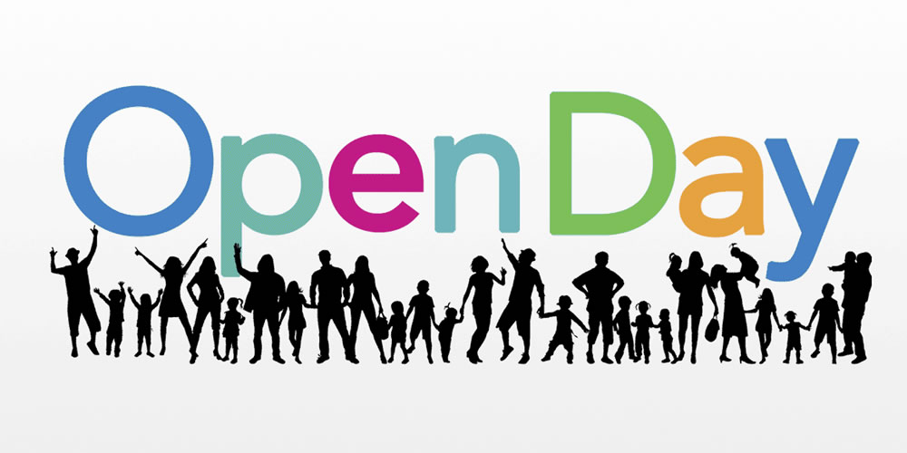 Open day il 18 gennaio