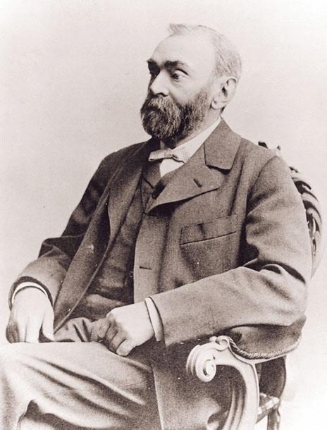 Nasce Alfred Nobel
